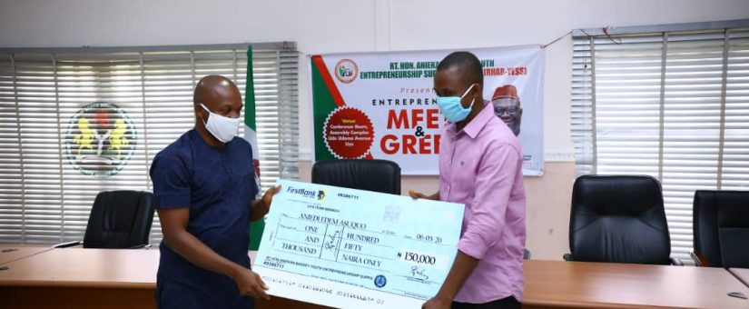 ENTERPRISE DEVELOPMENT: A'IBOM SPEAKER CHARGES YOUTH TO TAKE ADVANTAGE OF RHAB-YESS