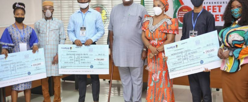 5TH EDITION RHAB-YESS: AKHA SPEAKER ENCOURAGES WINNERS TO EXPAND BUSINESSES